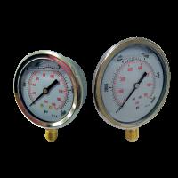 Analogue Pressure Gauges